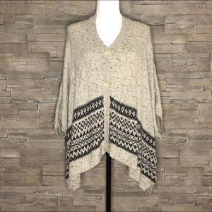 Uniqlo Sweaters - Uniqlo oatmeal cardigan